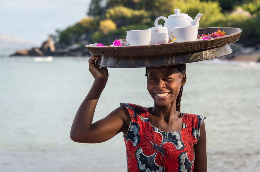 Sourire du Malawi