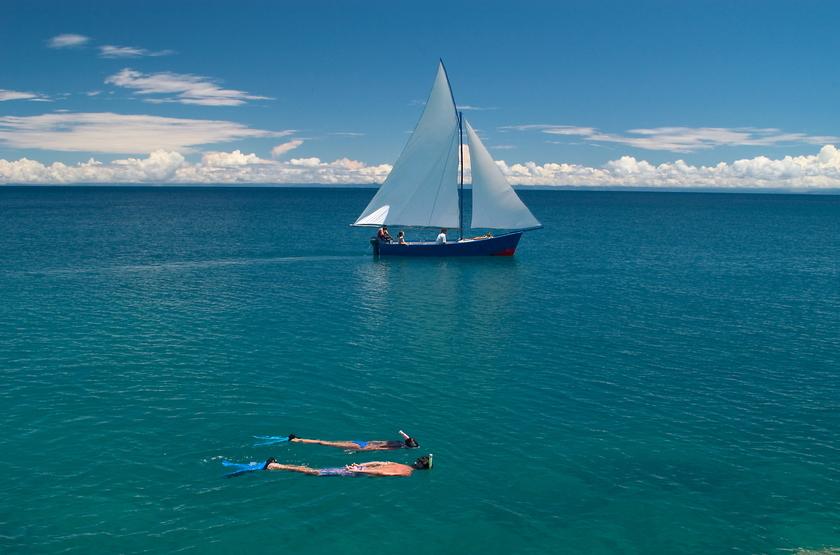 Snorling lac Malawi, Kaya Maya