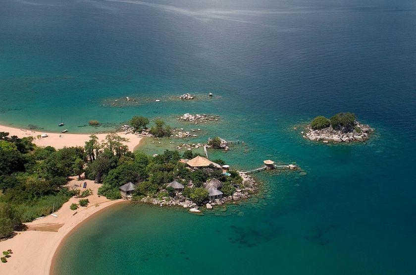 Lac Malawi, Kaya Maya