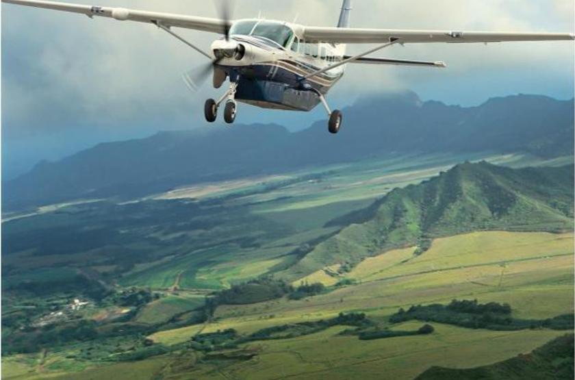 Safari en avion taxi au Malawi
