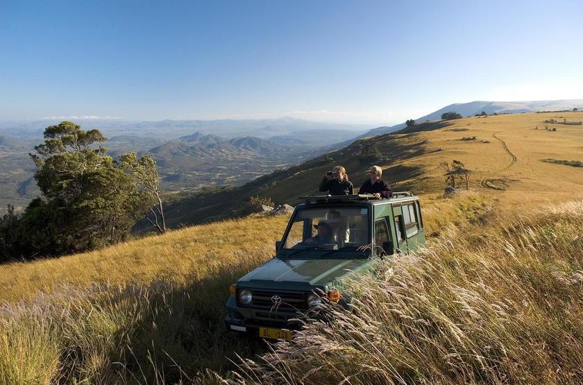 Safari en 4x4 à Chelinda, Malawi