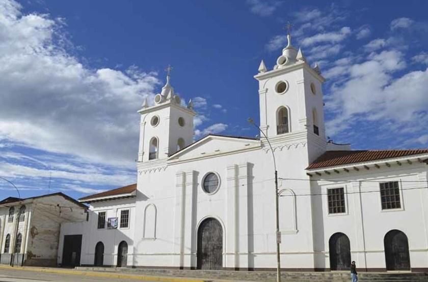 Cathédrale de Chachapoyas, Pérou