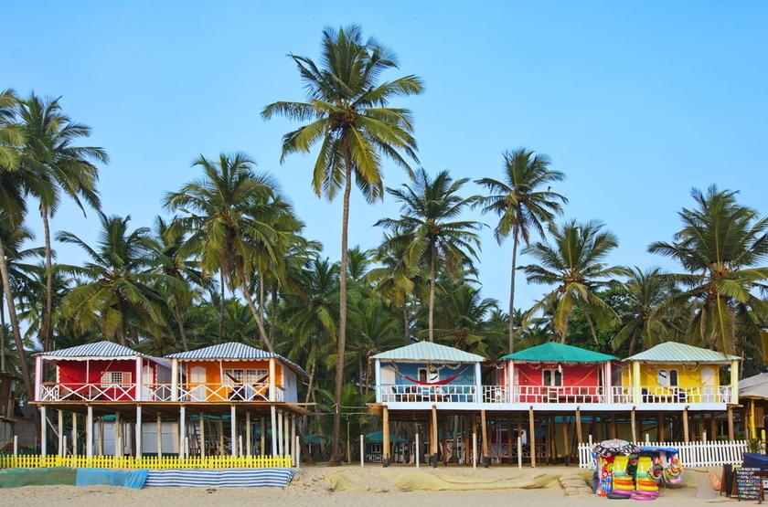 Palolem, Goa, Inde