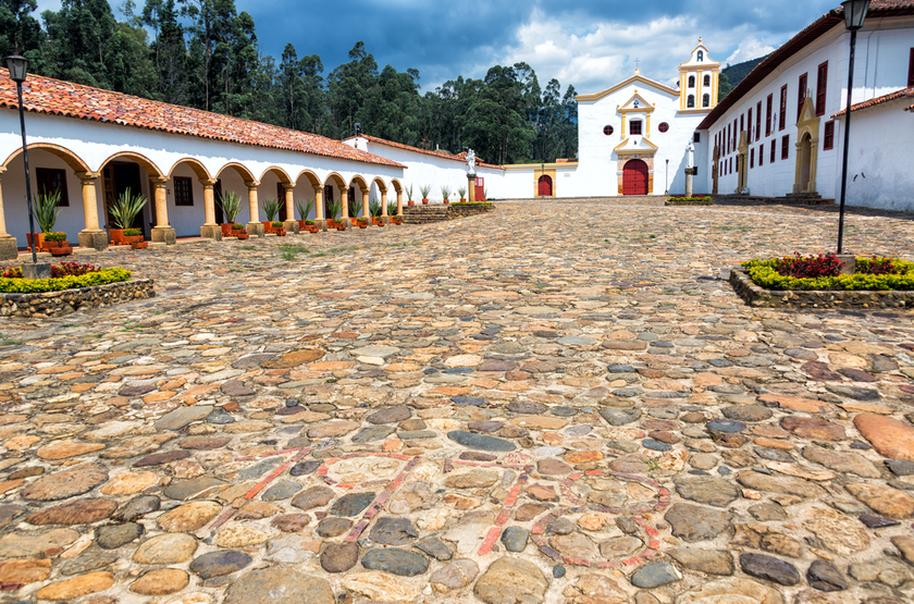 Raquira boyaka, Colombie