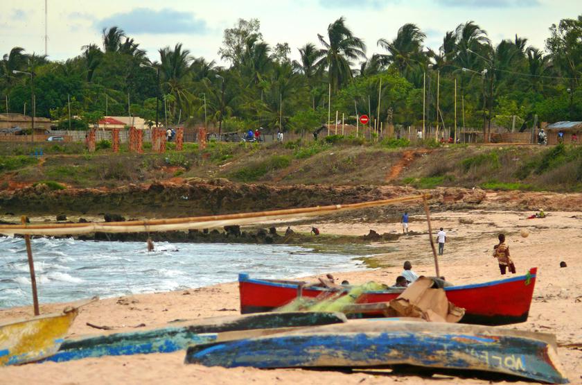 Plage de Pemba, Mozambique
