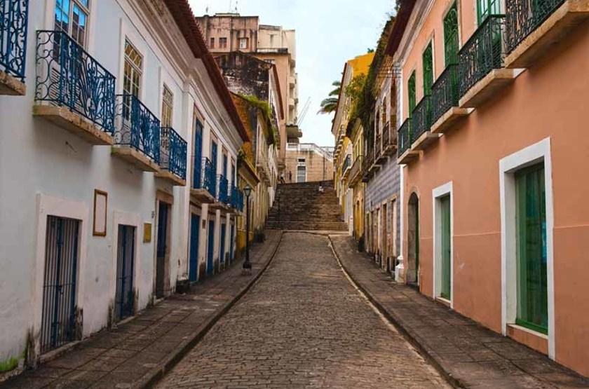 Centre historique de Sao Luis, Brésil
