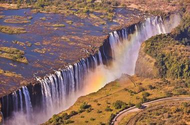 6 jours intenses à Victoria Falls et Camp Hwange au départ de Johannesburg, voyage Afrique