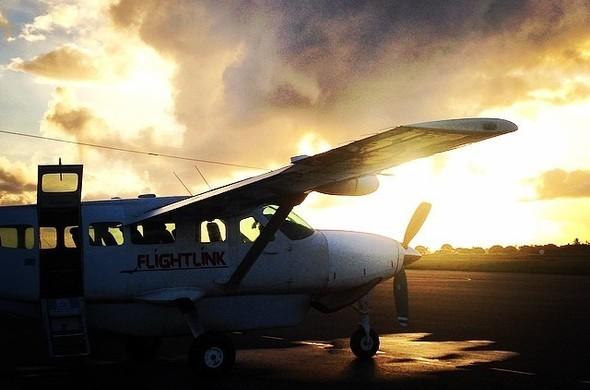 La Tanzanie autrement en avion taxi, voyage Afrique