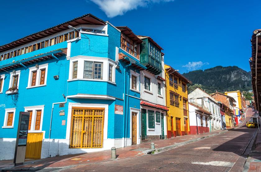 Candelaria, Bogota, Colombie