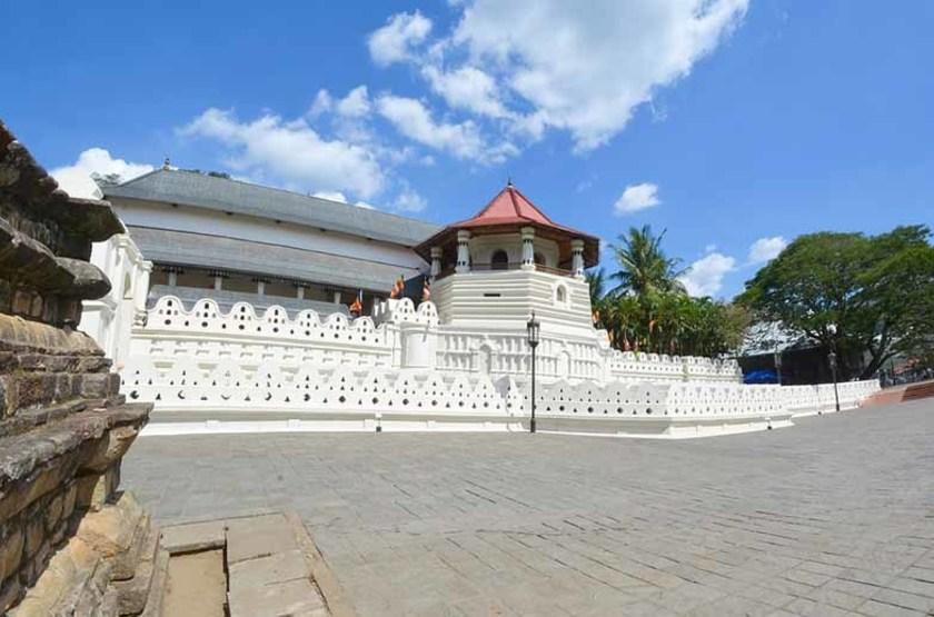 Temple de la Dent à Kandy, Sri Lanka