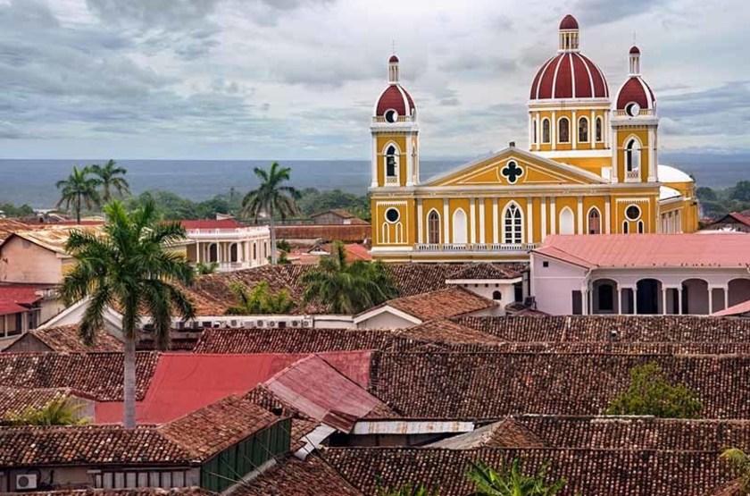 Cathédrale de Grenade, Nicaragua