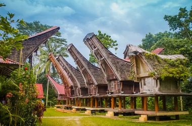 Combiné Bali et le Pays Toraja, voyage Asie