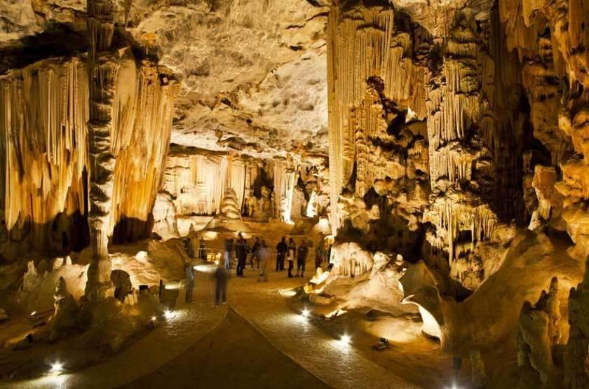 Grottes Cango, Afrique du Sud