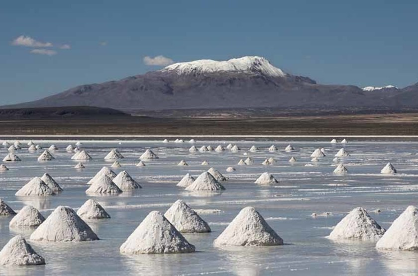Plaines salines d'Uyuni, Bolivie