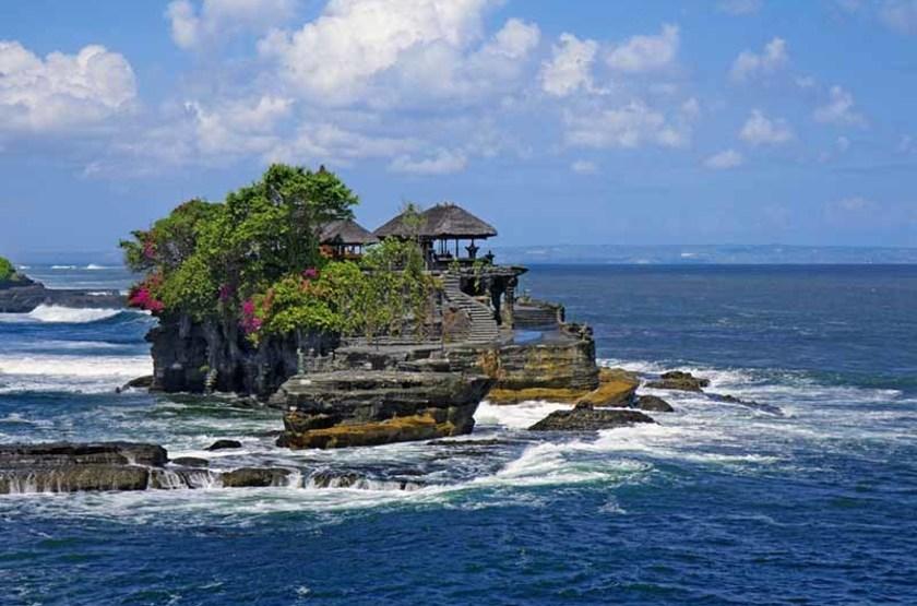 Temple de Tanah Lot, Bali