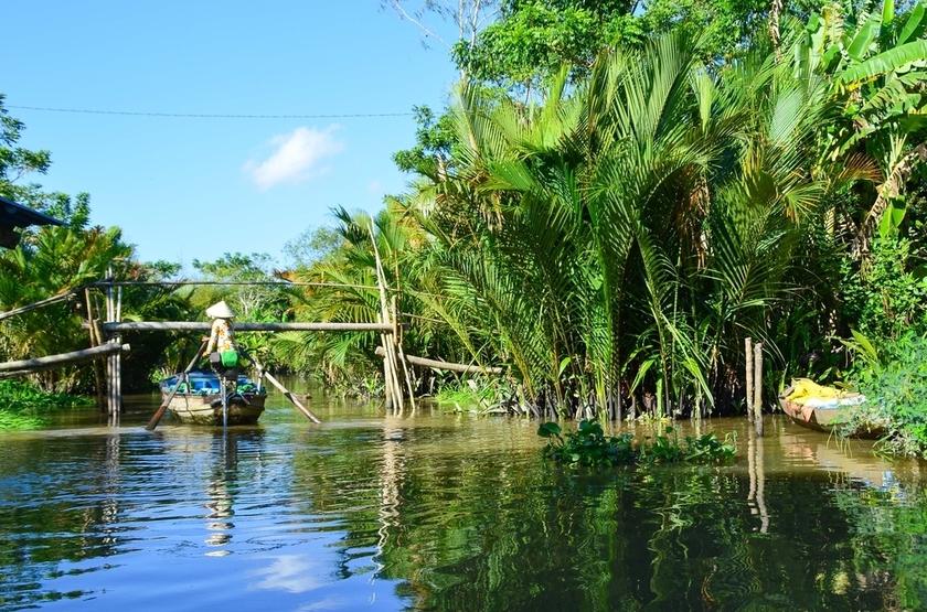 Delta du Mékong, Can Tho, Vietnam