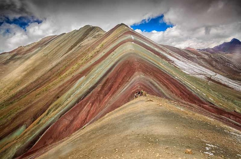 Montagne Vinicunca, Cusco
