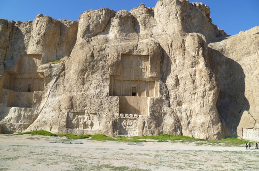 Tombeau Naqsh-e Rostam, Iran