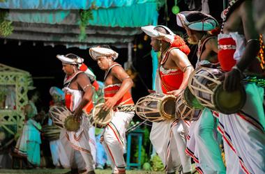 Séjour à Kandy pour la Perahera, fête des éléphants, voyage Asie