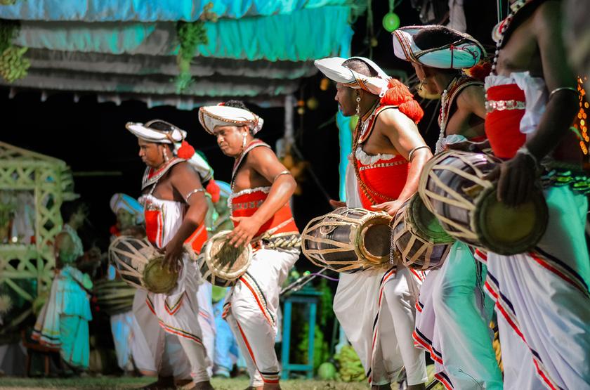 Danse Kankariya, Kandy, Sri Lanka