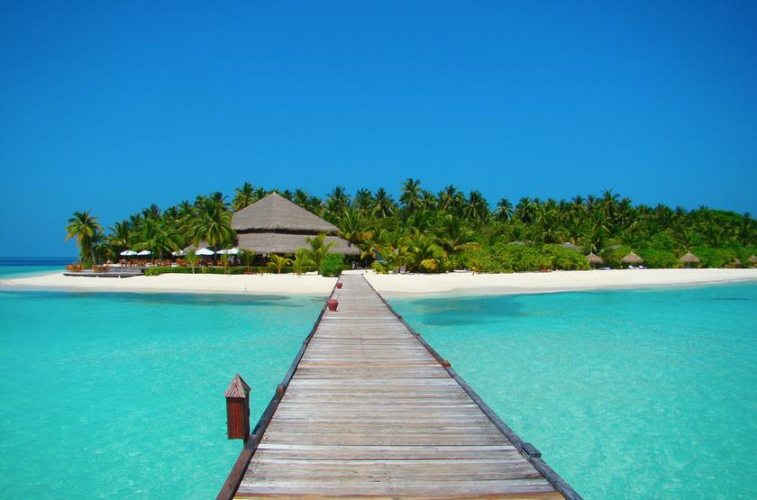 Séjour au Filitheyo, Maldives