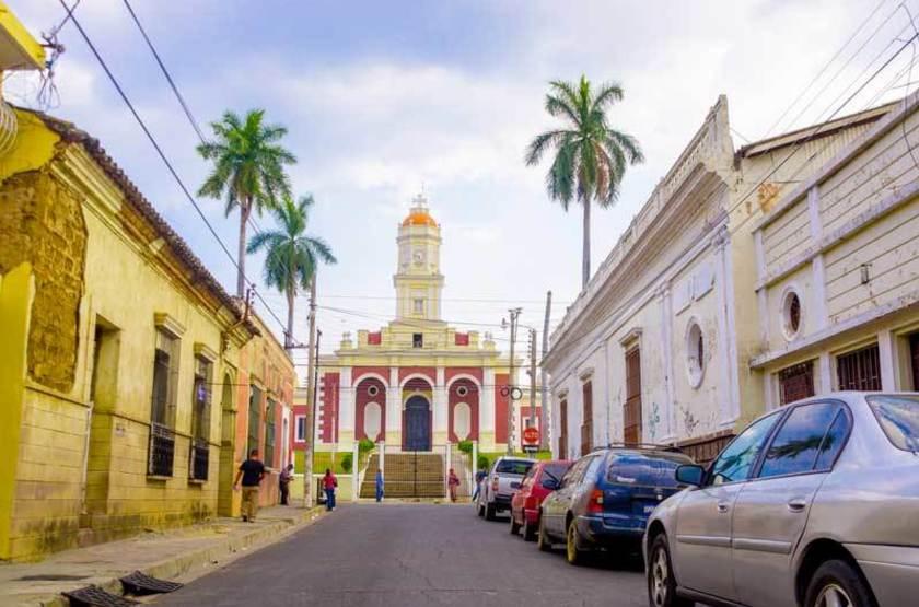 Rue de Santa Ana, Salvador