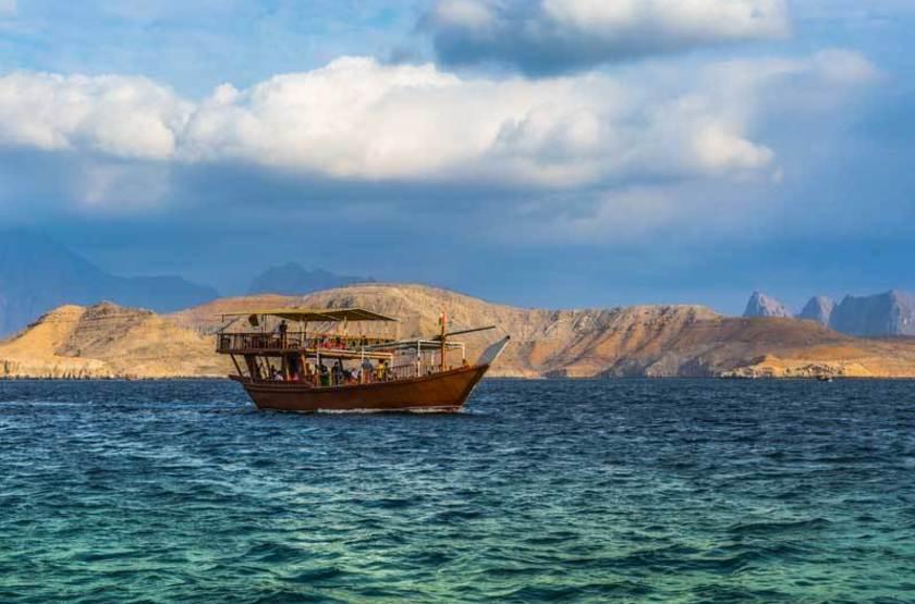 Croisière en Dhow, Péninsule Arabique
