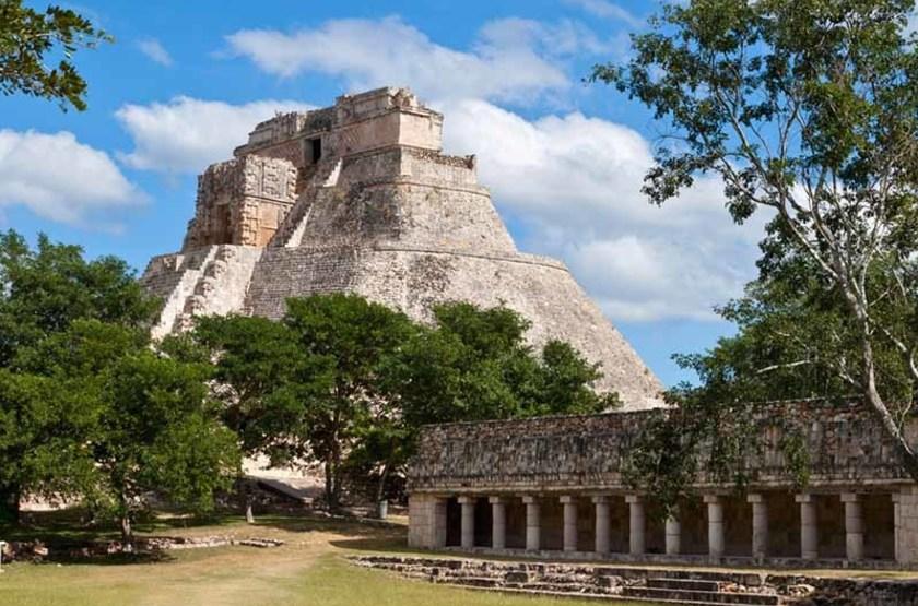Cité maya d'Uxmal, Mexique