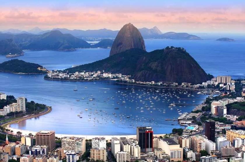 Pain de Sucre, Rio de Janeiro, Brazil