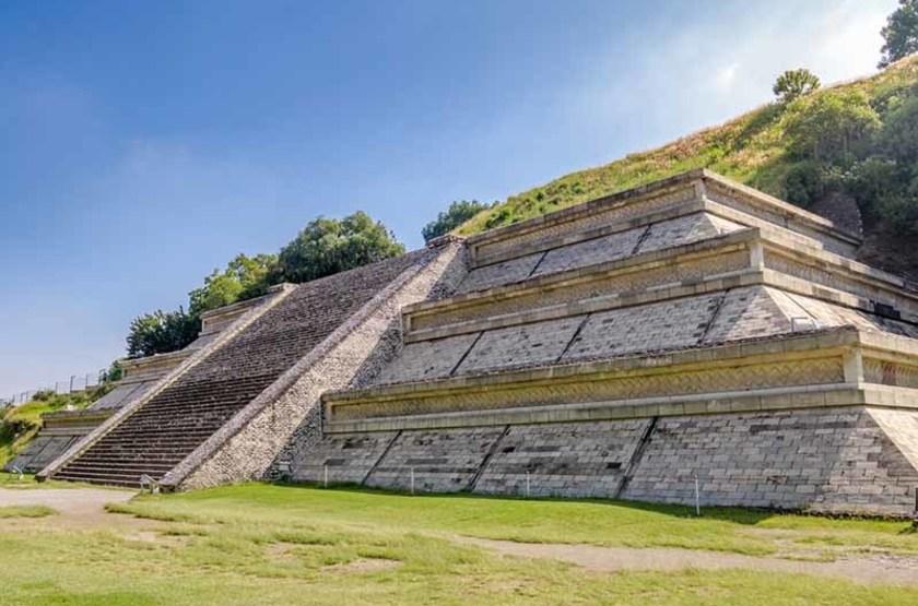 Autotour au Mexique, Pyramide de Cholula, Mexiquer