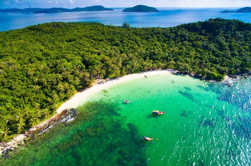 Île May Rut, Vietnam