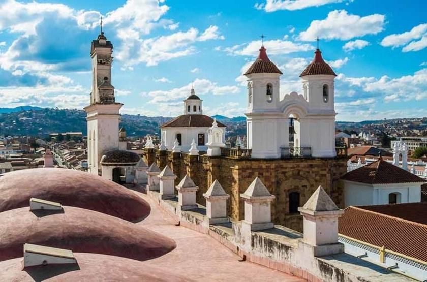 Monastère San Felipe Neri, Sucre, Bolivie