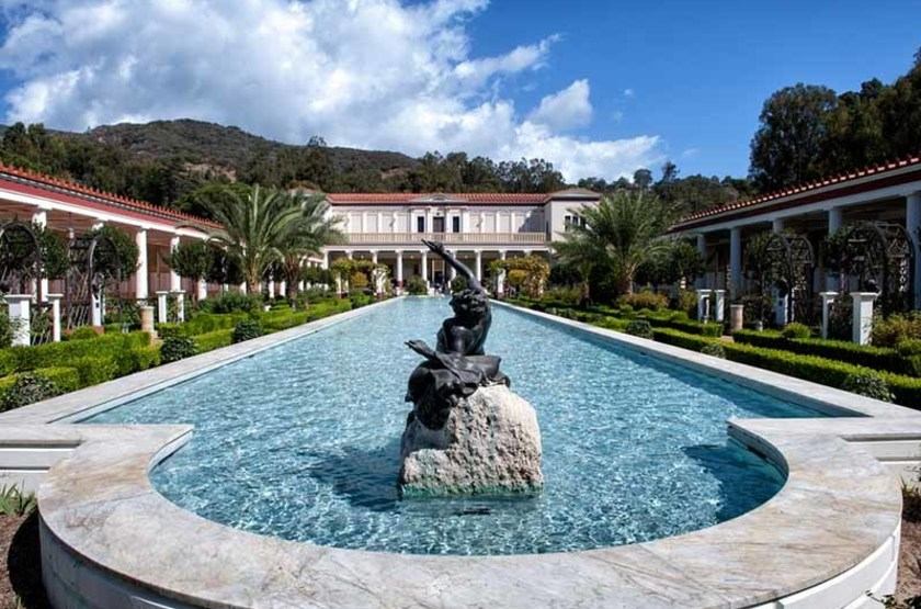 Villa Getty, Los Angeles