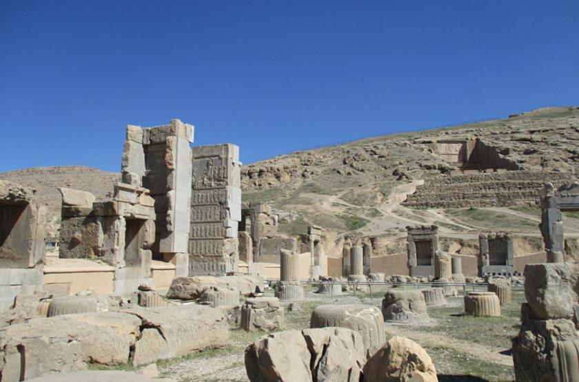 Persepolis la magnifique, Iran