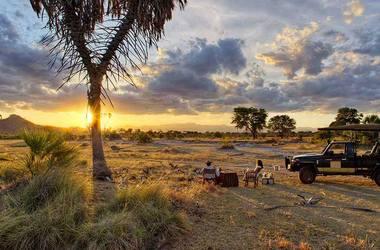 Safaris et plages de sable blanc, un Kenya de rêve en avion taxi, voyage Afrique