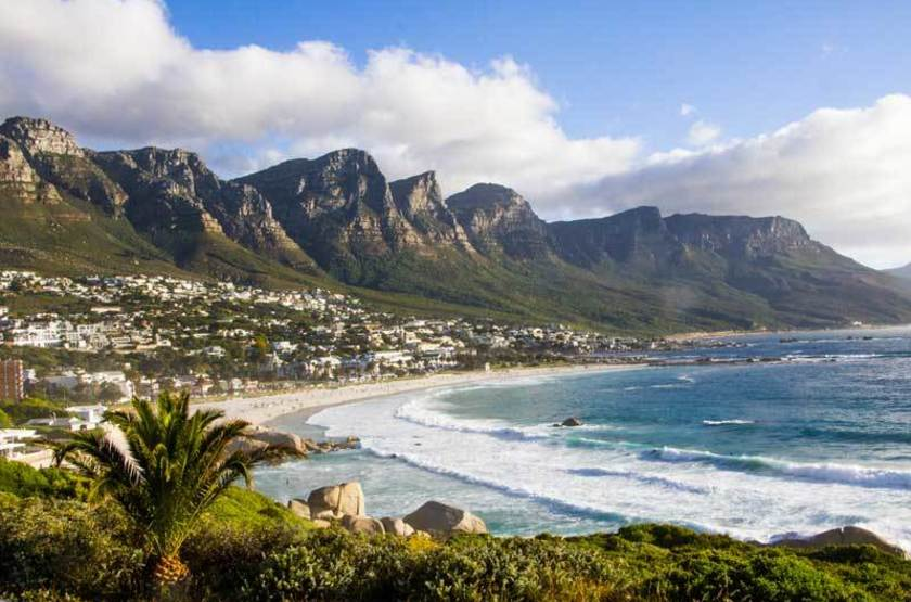 Afrique sud montagnes twelve apostles slideshow