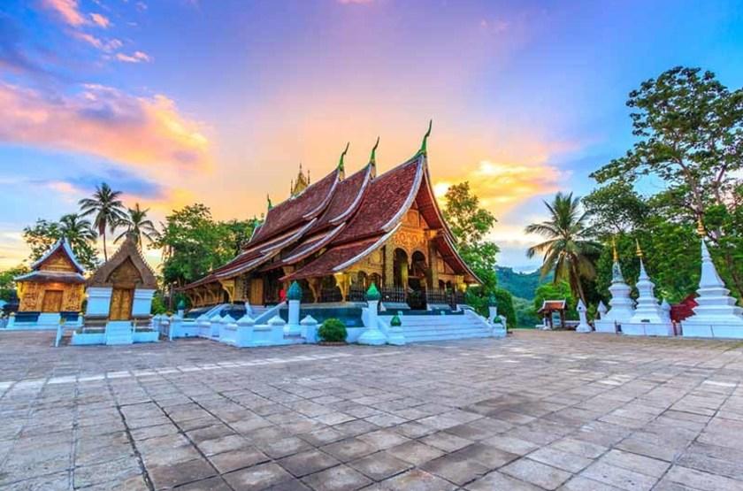 Temple Xieng Thong, Luang Prabang