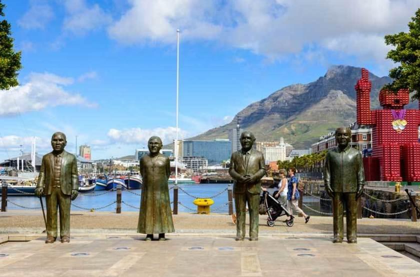 Waterfront, Le Cap, Afrique du Sud