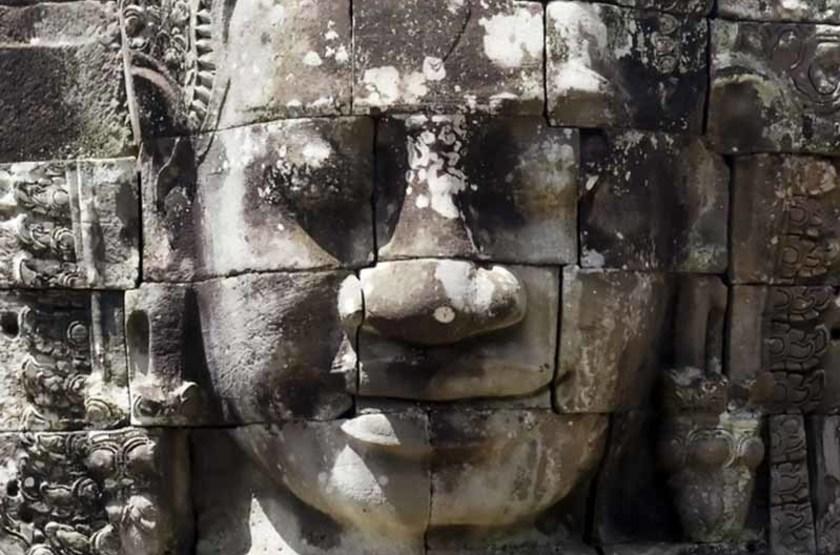 Temple d'Angkor, Cambodge