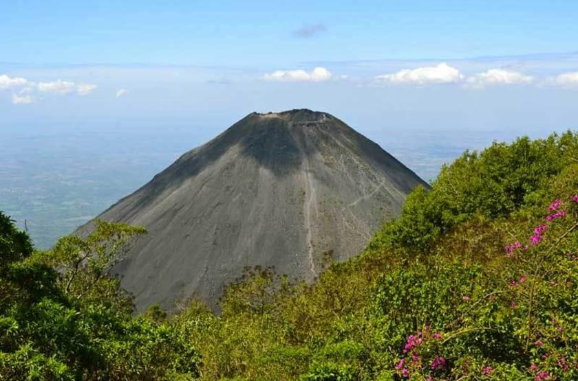 Volcan Santa Ana, Salvador