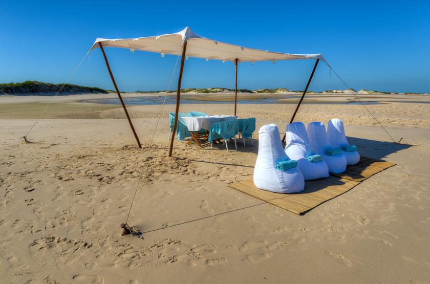 plage de Bazaruto, Mozambique
