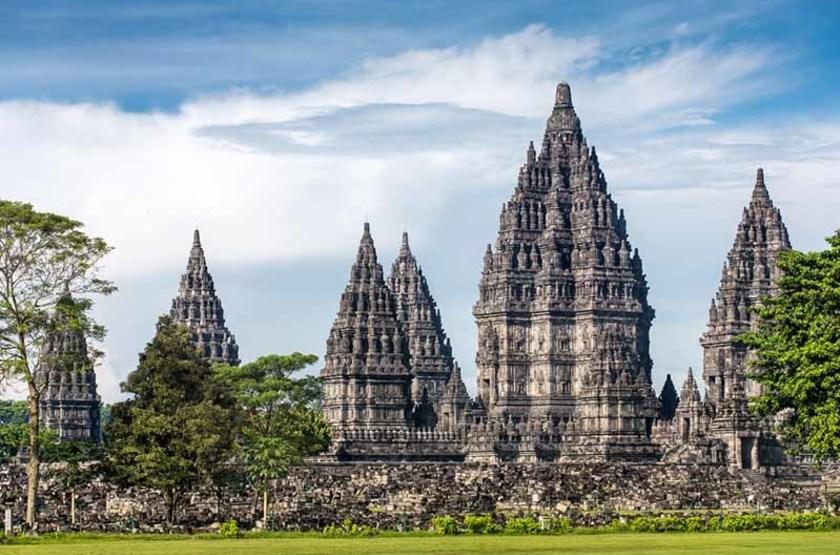 Temple Prambanan, Yogjakarta