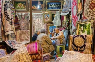 De Tabriz à Shiraz, voyage Moyen-Orient