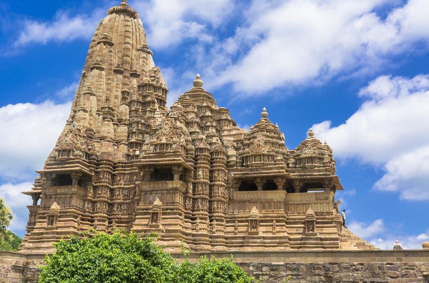 Temples de Khajuraho, Inde