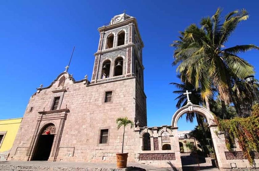Monastère de Loreto, Mexique