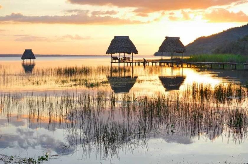 Lac Peten Itza, Guatemala