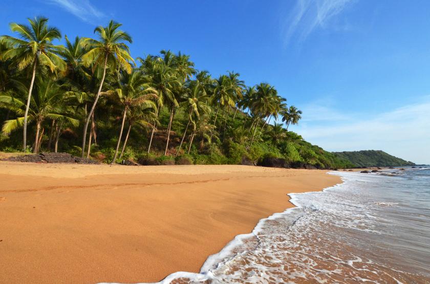 Séjour à Goa, Inde