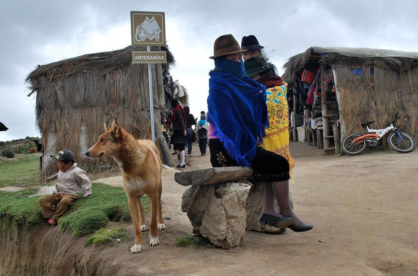 Antisana, Equateur
