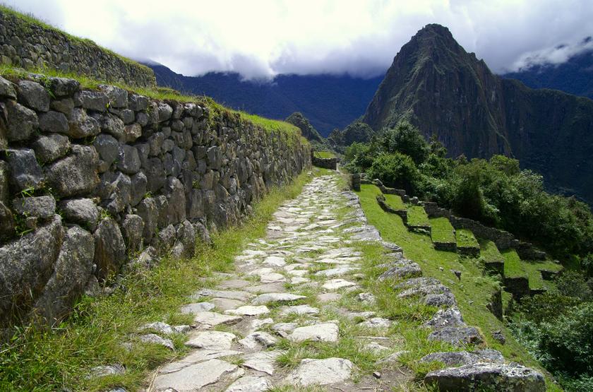Site du Machu Picchu, Pérou