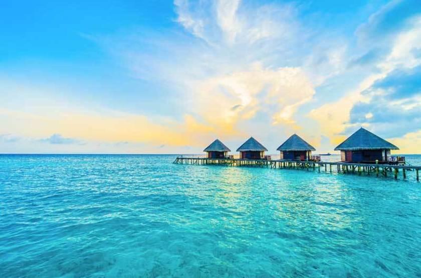 Hôtel, Maldives